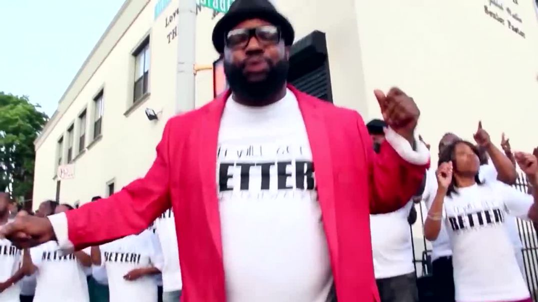 Hezekiah Walker New Video BETTER