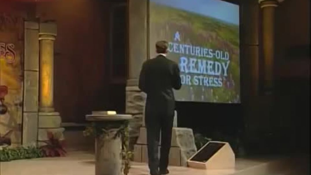 A Centuries Old Remedy for Stress (Mark Finley) - Discoveries08