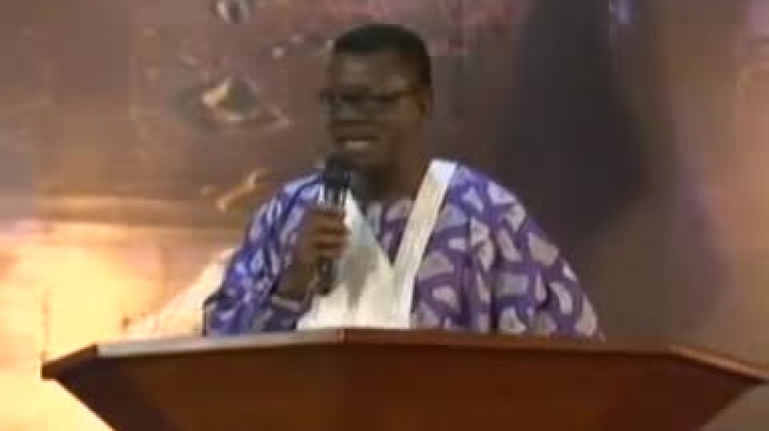 Developing a 20-Year Life Plan - Pastor Mensa Otabil
