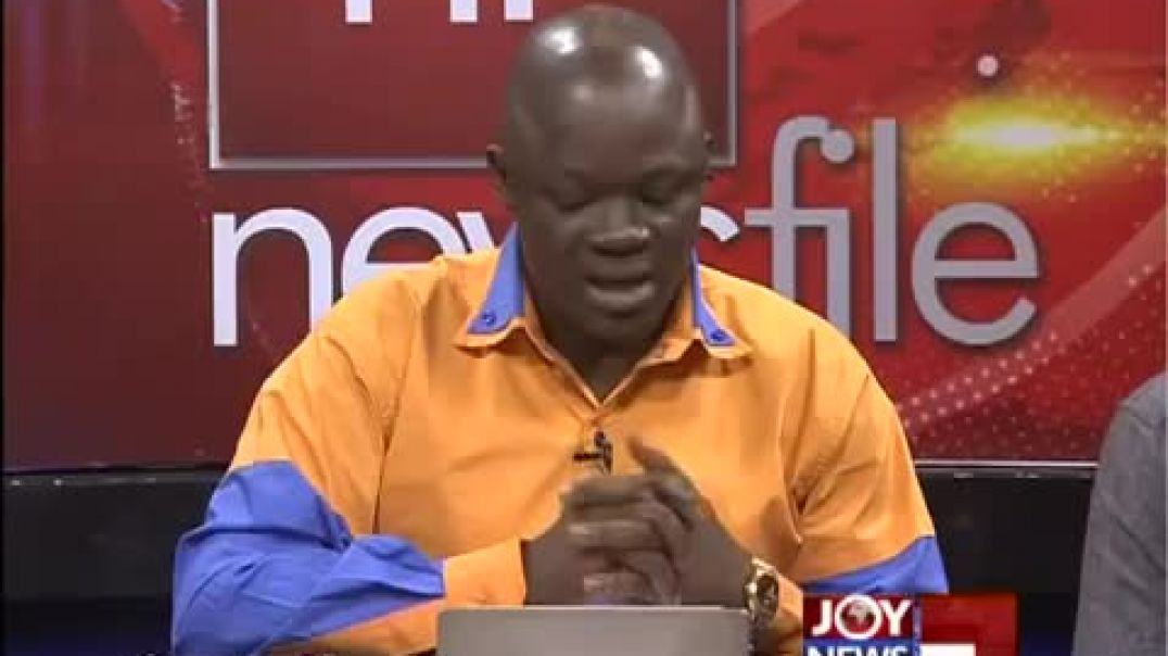Dr.Mensah Otabil Speech - Newsfile on Joy News