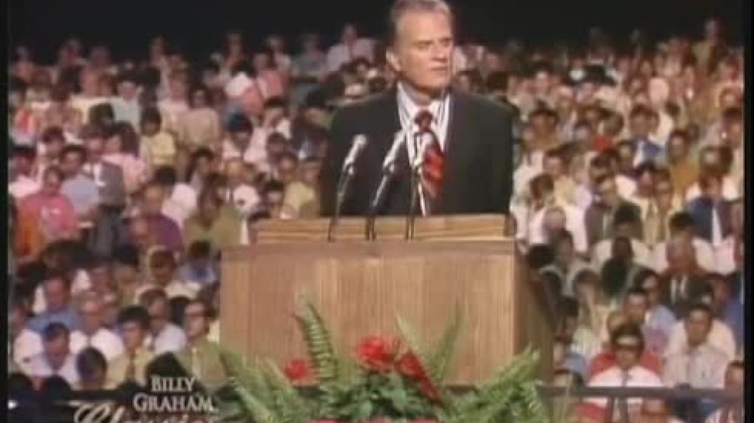 Billy Graham - Who is Jesus - Chicago